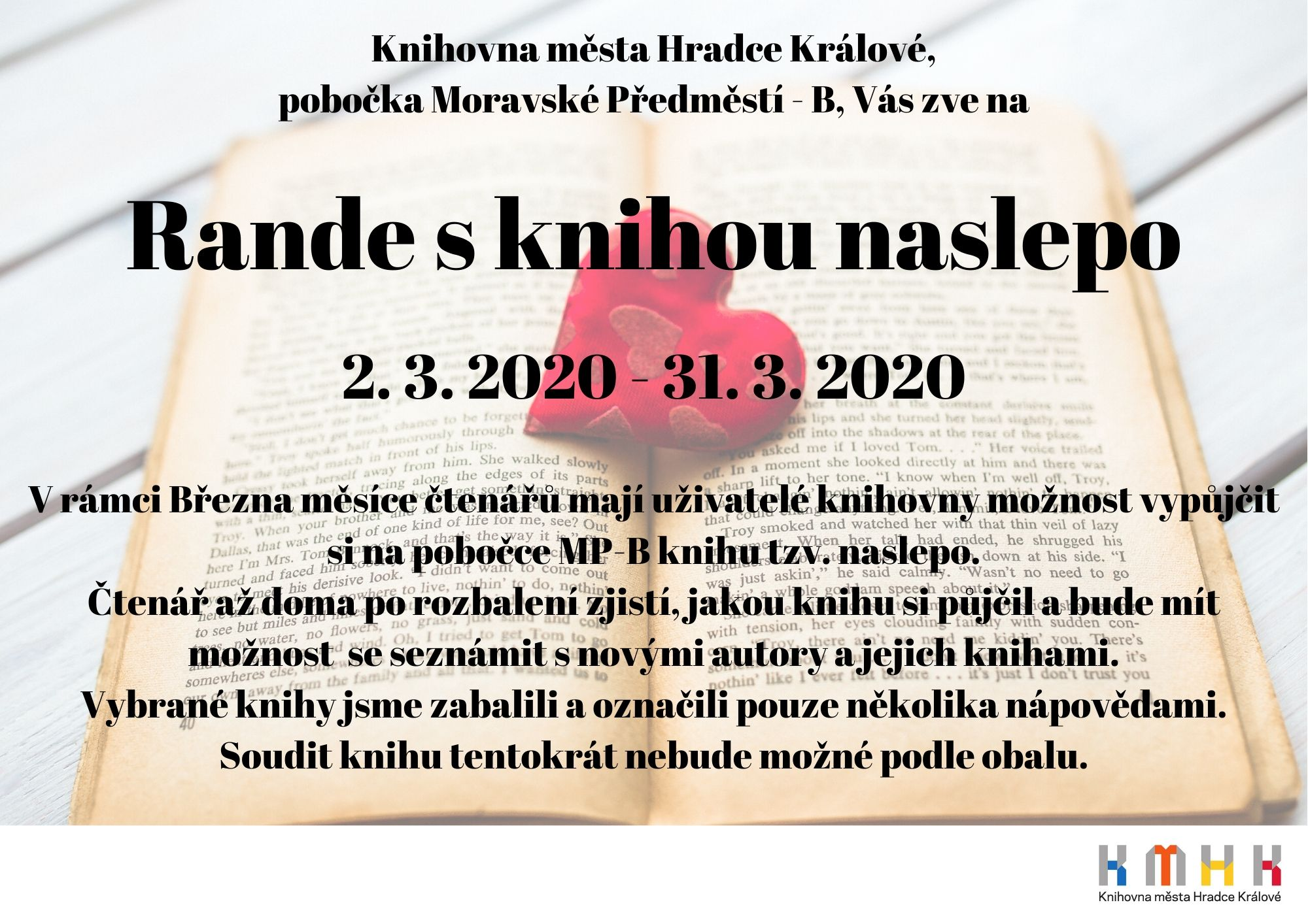 Hradec Krlov, Aldis - program kin filmu Rande naslepo na