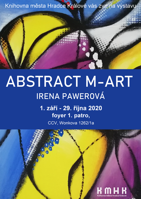 Irena Pawerová - Abstract M-Art